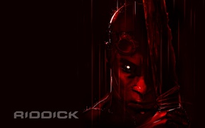 Картинка Лицо, Вин Дизель, Vin Diesel, 2013, Riddick, Риддик