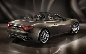Картинка Maserati, grancabrio, fendi
