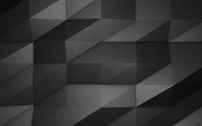 текстура, цвета, черный, серый, фигуры, геометрия, эффекты, графика обои