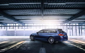 Обои бмв, BMW, Sedan, универсал, Alpina, F11, 5-Series