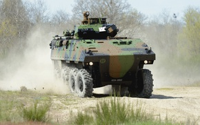 Картинка Renault, military vehicle, VBCI, France-Army, Renault Nexter VBCI, AACAV