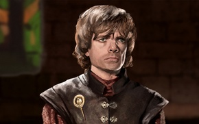 Обои Tyrion Lannister, Peter Dinklage, Game of Thrones, Ice and Fire