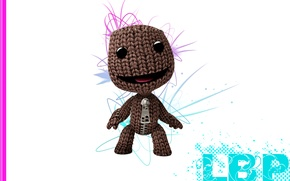 Картинка Little Big Planet, Game, Ps3