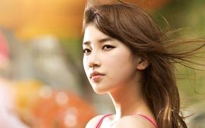 Картинка девушка, азиатка, Южная Корея, K-Pop, Suzy, miss A
