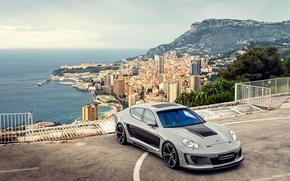 Картинка Porsche, Panamera, порше, Gemballa, панамера, Mistrale
