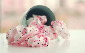 Картинка сладости, десерт, сладкое, меренги, безе