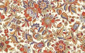 Картинка цветы, узоры, роспись