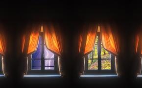 Картинка зима, осень, лето, весна