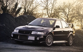 Картинка Mitsubishi, Lancer, Evolution