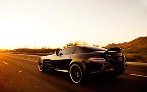 Обои SLR McLaren, 722 Edition, Mercedes - Benz
