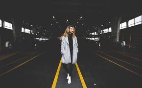 Картинка девушка, город, фотограф, Сиэтл, Natalie, Jon Trend