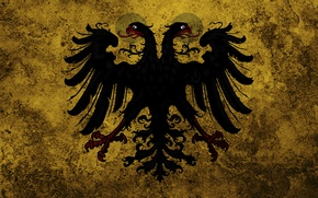 Картинка флаг, герб, Россия, орёл, обои, Российская Империя