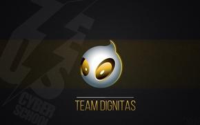 Картинка game, team, counter-strike, pro, dignitas, pro game, diggnitas