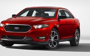 Картинка Ford, седан, Taurus, SHO