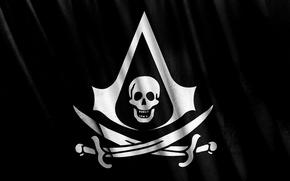 Картинка Assassin's Creed, Black Flag, Assassin's Creed IV