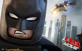 Картинка city, cinema, wallpaper, logo, Batman, man, movie, toys, bat, Lego, face, hero, film, mask, suit, …
