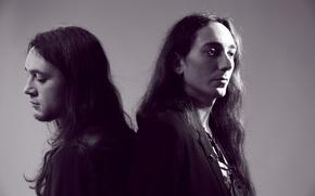 Картинка music, metal, rock, black metal, french, post, Neige, Alcest, Winterhalter, shoegaze