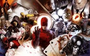 Картинка marvel, comics, Daredevil