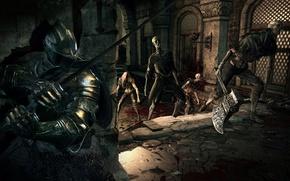 Картинка игра, game, рпг, RPG, Dark Souls III, Дарк Соулс 3
