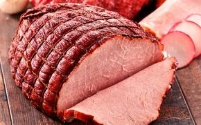Картинка мясо, Meat, ветчина, Ham