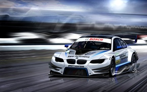 Обои BMW, тюнинг, скорость