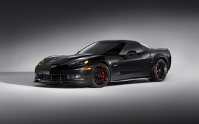Картинка фон, Z06, Corvette, Chevrolet, шевроле, корветт