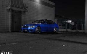 Картинка BMW, диски, 335i, бок, F30, Avant, Garde