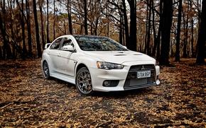 Картинка Mitsubishi, Evo X, Lancer, Evolution, лансер, мицубиси