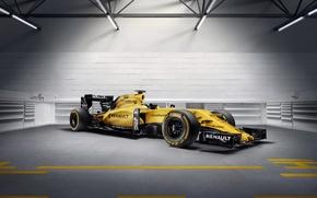 Картинка Renault, болид, 2016, R.S.16