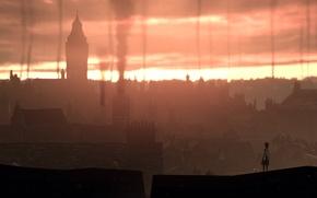 Картинка дым, лондон, крыши, алиса, madness, american, alice, returns, mcgee