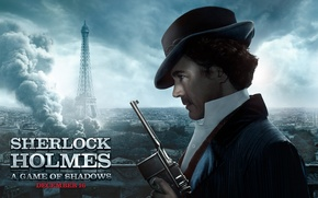 Обои роберт дауни-младший, мужчина, шерлок холмс, robert downey, sherlock holmes, фильм
