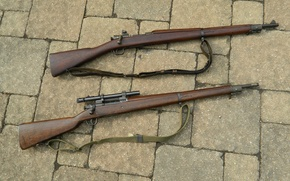 Картинка оружие, винтовки, магазинные, M1903A3