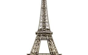 Картинка романтика, Париж, башня, Эйфелевая башня