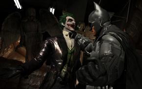 Картинка Joker, DC Comics, Bruce Wayne, Batman: Arkham Origins