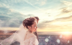 Картинка невеста, свадьба, жених
