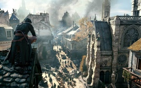 Картинка Франция, Париж, ассасины, ассасинс крид, Assassin's Creed Unity