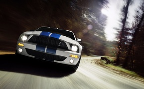 Картинка Shelby, GT500, Cobra