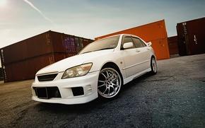 Картинка Toyota, altezza, jdm, japan, car, tuning, тойота, алтезза