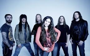 Обои Melodic Death Metal, MDM, Amaranthe, Power Metal