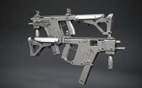 Картинка gun, design, kriss vector