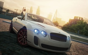 Картинка Bentley, 2012, Need for Speed, Most Wanted, нфс, NFSMW, Supersports ISR
