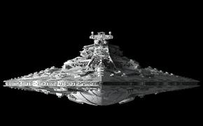 Обои Звёздный Разрушитель, Джордж Лукас, обои, фильм, Корабль, Star Wars, космический, Звёздные войны, фантастика