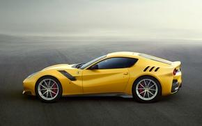 Картинка Ferrari, суперкар, феррари, F12