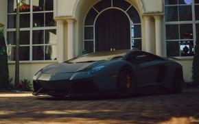 Картинка Lamborghini, Aventador, Track, Spec, ADV05