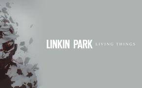 Обои Living Things, Линкин Парк, Alternative, Music, Linkin Park, Album