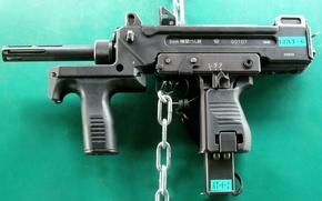 Обои оружие, скорость, Japan, пули, Gun, силы, 9mm, емкость, стрельбы, автоматический, огня, Компактный, 100, Японии, патронов, ...