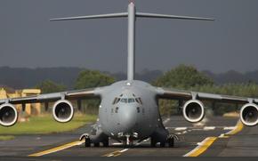 Картинка авиация, самолет, аэродром