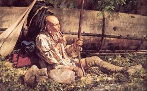 Картинка картина, живопись, painting, Robert Griffing, Eastern American