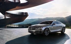 Картинка BMW, Coupe, Gran, 2013, Pininfarina, Lusso, BMW Pininfarina Gran Lusso Coupe