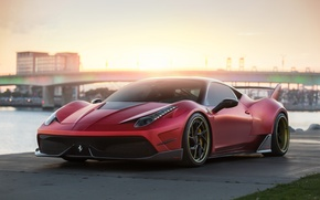 Картинка Ferrari, Misha, 458, Tuning, Speciale, Designs